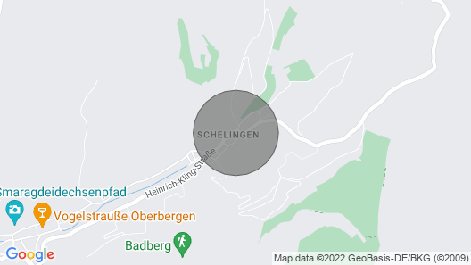 Apartment Flesch in Vogtsburg - 3 Persons, 1 Bedrooms Map