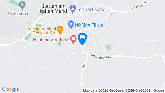 Gasthof Zur Linde Map
