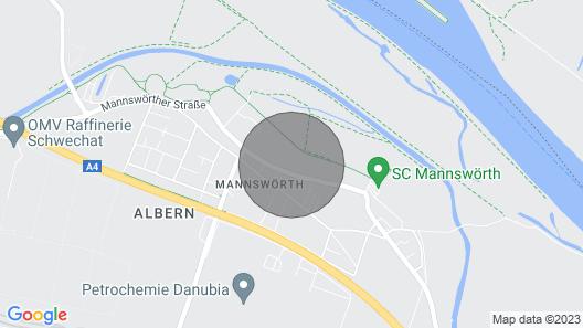 Wohnung für 4 Personen in Schwechat Map