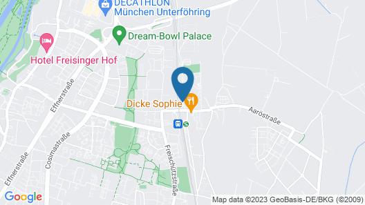 4mex Inn Map
