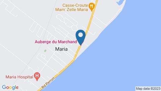 Auberge du Marchand Map