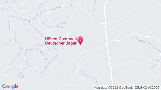 Gasthaus Deutscher Jäger Map