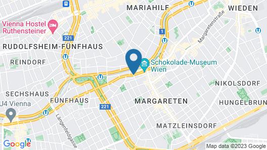ibis Wien City Map