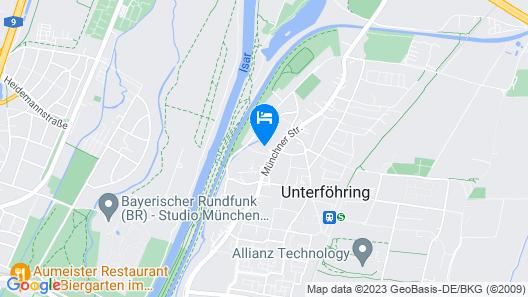 Hotel Lechnerhof  Map