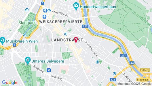 Hotel Spiess & Spiess  Map