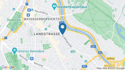 checkVIENNA - Erdbergstrasse Map
