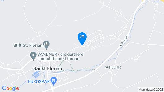 Apartment St. Florian Map