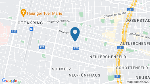 Heart of Ottakring by Welcome2Vienna Map