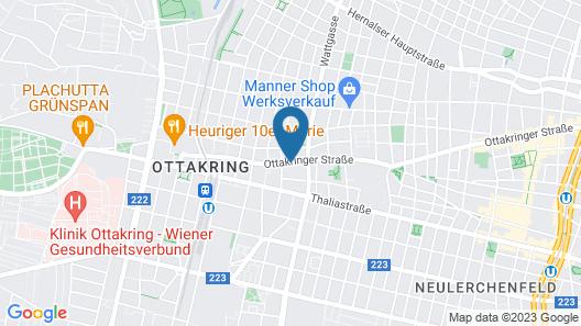 Fanaa Apartment Map