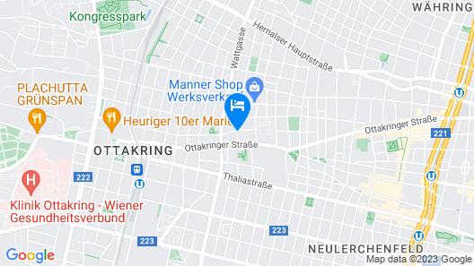 CheckVienna - Apartment Wichtelgasse Map