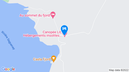 Canopee Lit Map