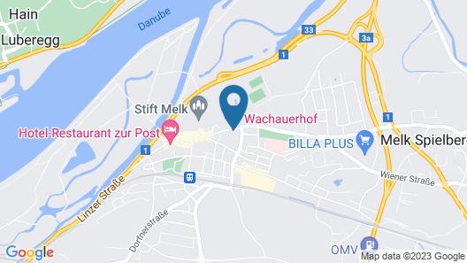 Wachauerhof Melk Map