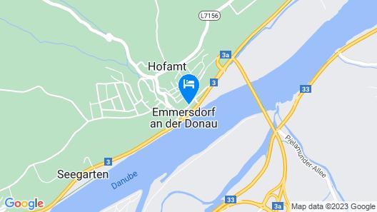 Hotel-Restaurant Zum Schwarzen Bären Map