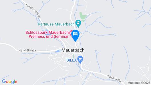 Schlosspark Mauerbach Map