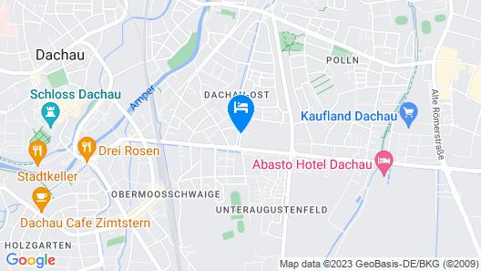 Hotel Götz Map