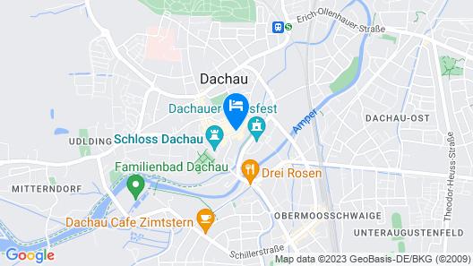 Altstadthotel Zieglerbraeu  Map