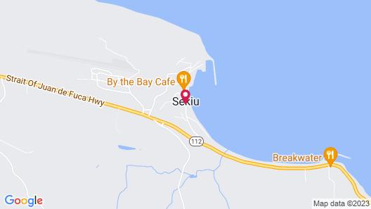 Van Riper's Resort Map