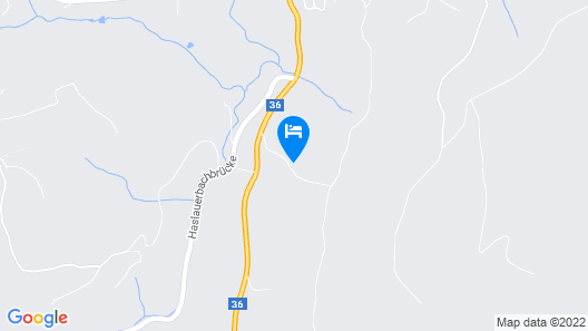 Bauernhof Waira Map