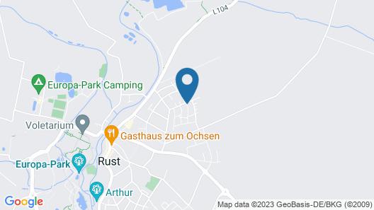 Gästehaus Alba Map