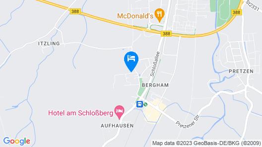 Hotel Nummerhof Map