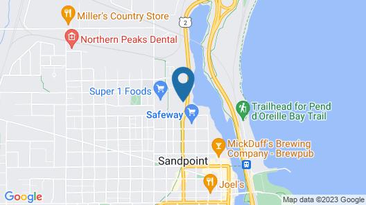 Dynamic by Hotel Inn Map