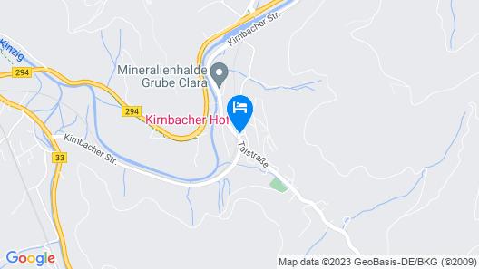 Hotel Kirnbacher Hof Map