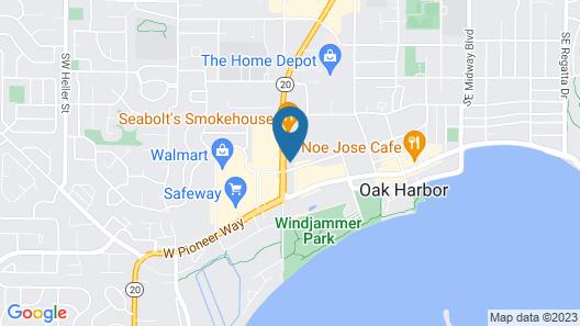 Acorn Motor Inn Map