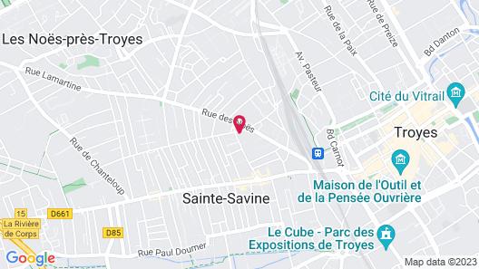 Le Sadi Carnot Map