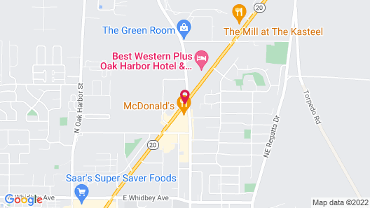 Coachman Inn & Suites Map