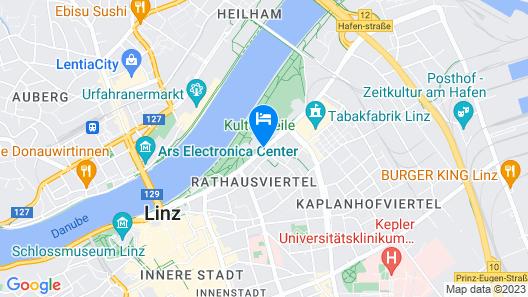 ARCOTEL Nike Map