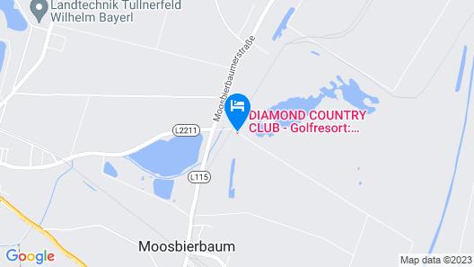 Golfresort Diamond Country Club Map