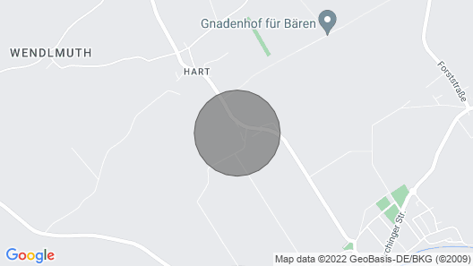 Apartment on the edge of the forest in the municipality of Bad Füssing with free WiFi Map