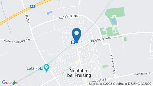 Hotel-Gasthof Maisberger Map
