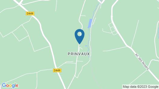Hameau de prinvaux Map