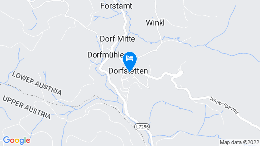 Angerhof Map