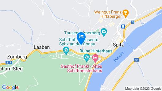 Weingut Donabaum Map