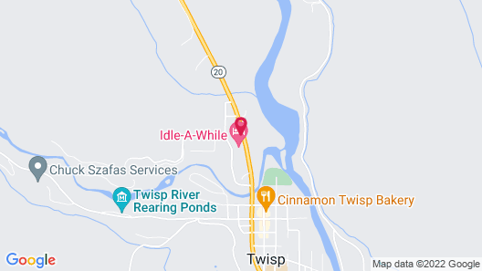 Idle A While Map