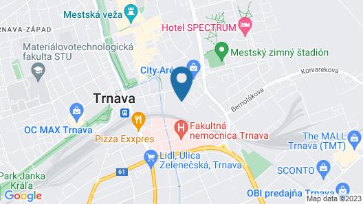 Impiq Hotel Map