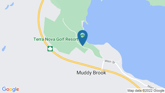Terra Nova Golf Resort Map