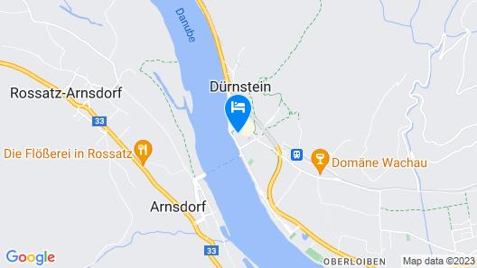 Richard Löwenherz Map