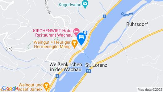 Renaissancehotel Raffelsberger Hof Map