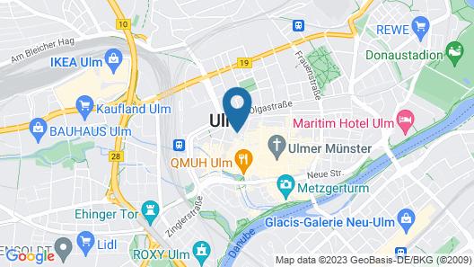 Boutique 005 Ulm City Map
