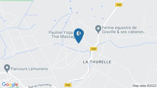 Le Domaine de Graville Map