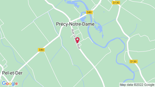 Perle de l'Aube  Map