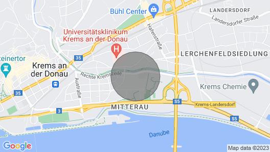 Apartment Vineyard in Krems an der Donau - 6 Persons, 1 Bedrooms Map