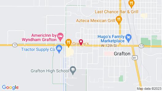 Leonard Motel Map