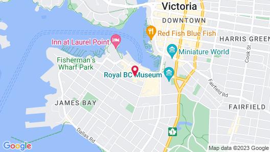 Royal Scot Hotel & Suites Map