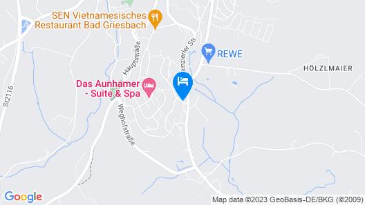 AktiVital Hotel Map