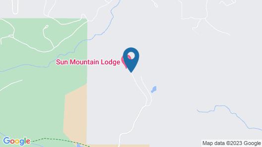 Sun Mountain Lodge Map