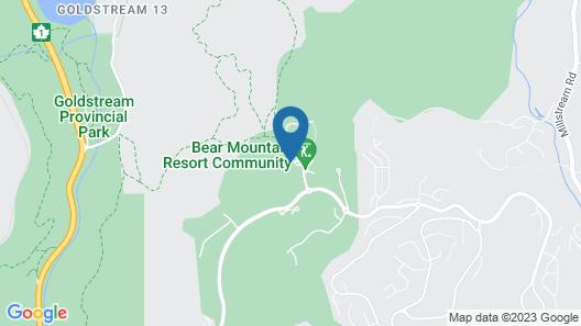 The Westin Bear Mountain Golf Resort & Spa, Victoria Map